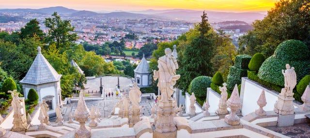 Excursão privada saindo de Braga