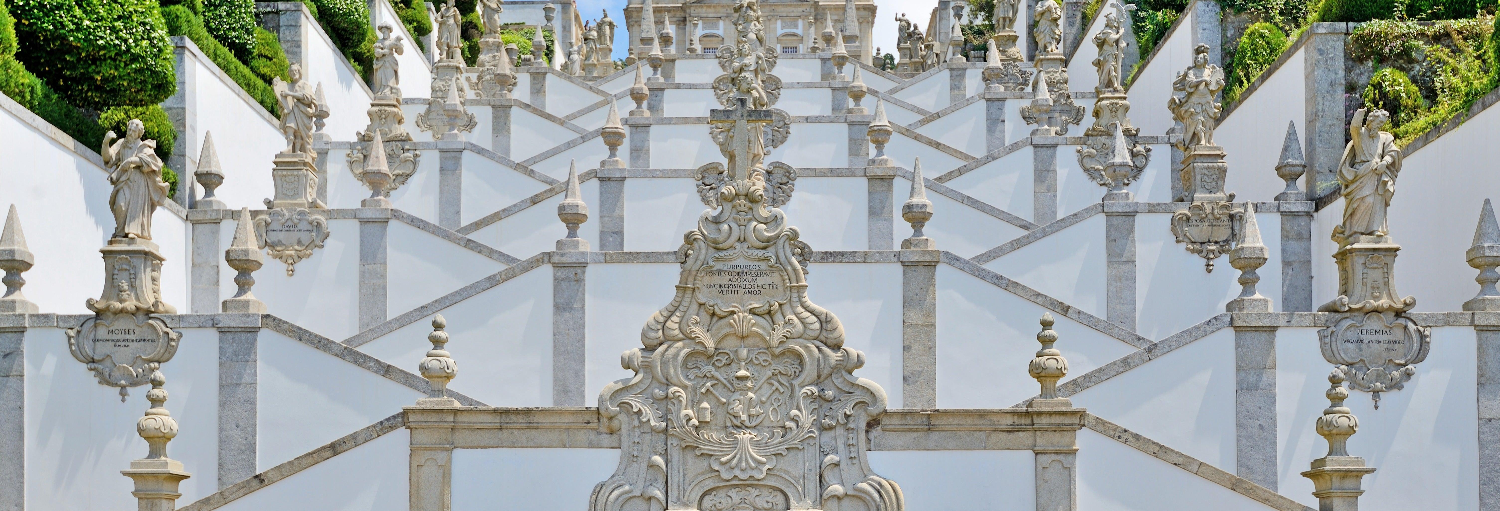 Tour privado por Braga con guía en español