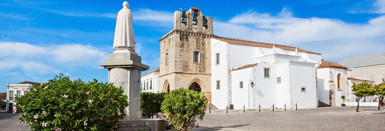 Excursión a Faro, Tavira yOlhão