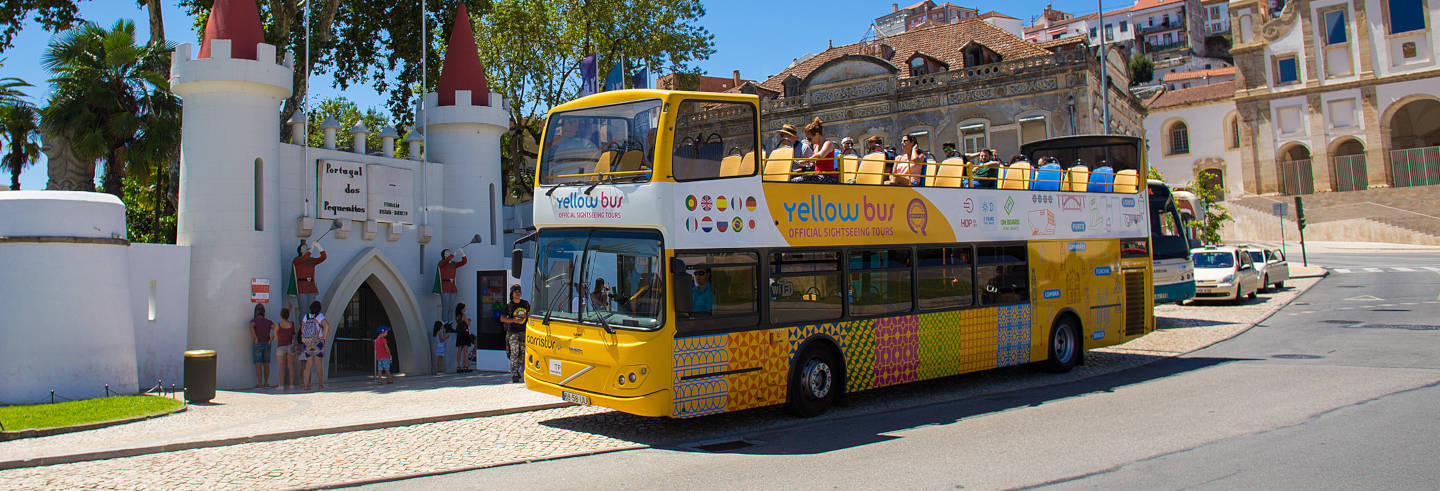 Coimbra Hop-On-Hop-Off Bus