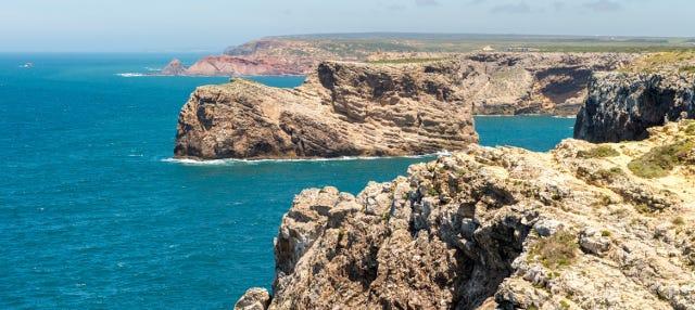 Cabo de San Vicente, Lagos y Silves