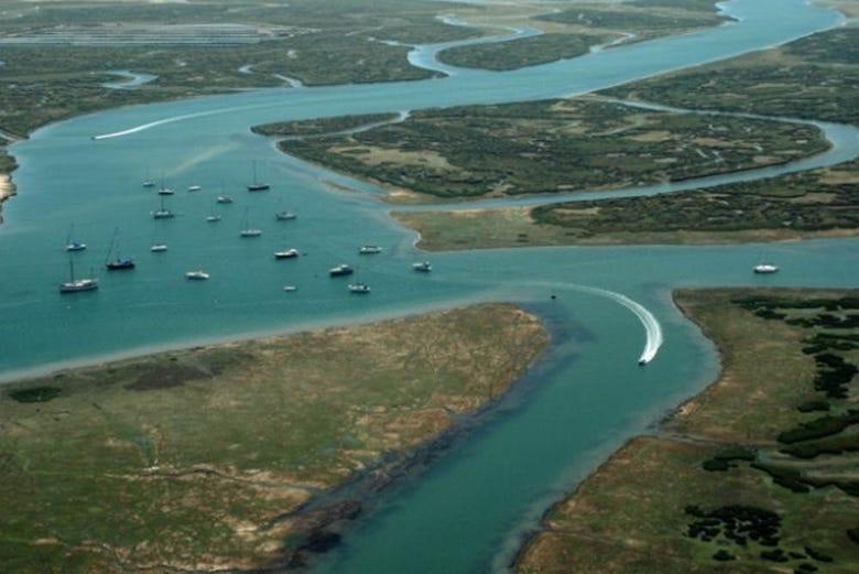 ,Crucero por Ría Formosa
