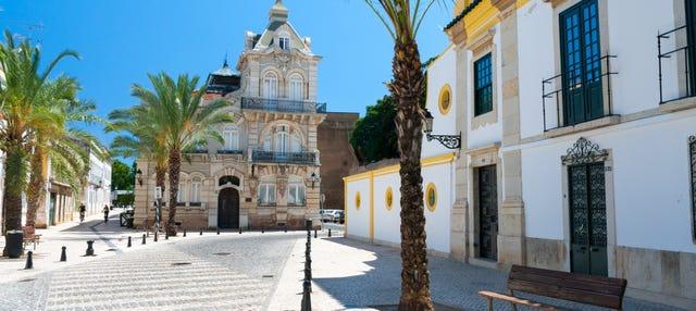 Visita guiada por Faro