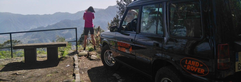 Jeep Safari de medio día