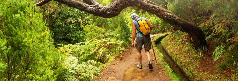 Senderismo por el este de Madeira