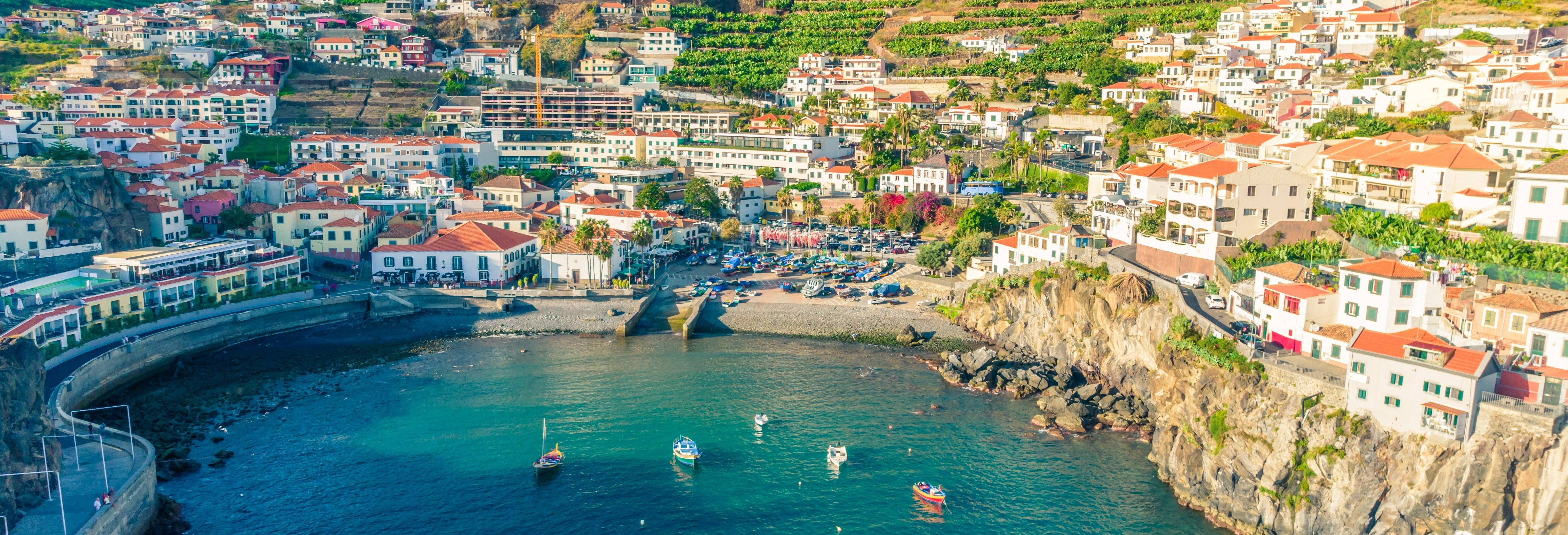 Tour por Funchal y Curral das Freiras para cruceros