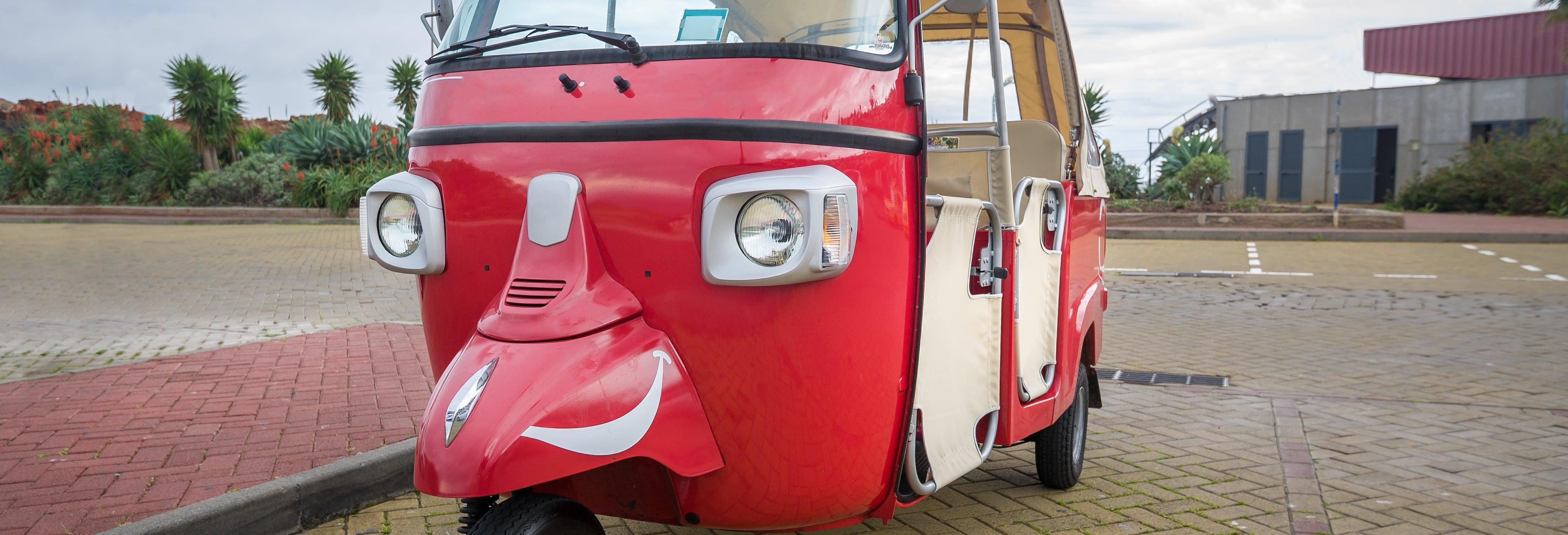 Tour di Funchal in tuk tuk