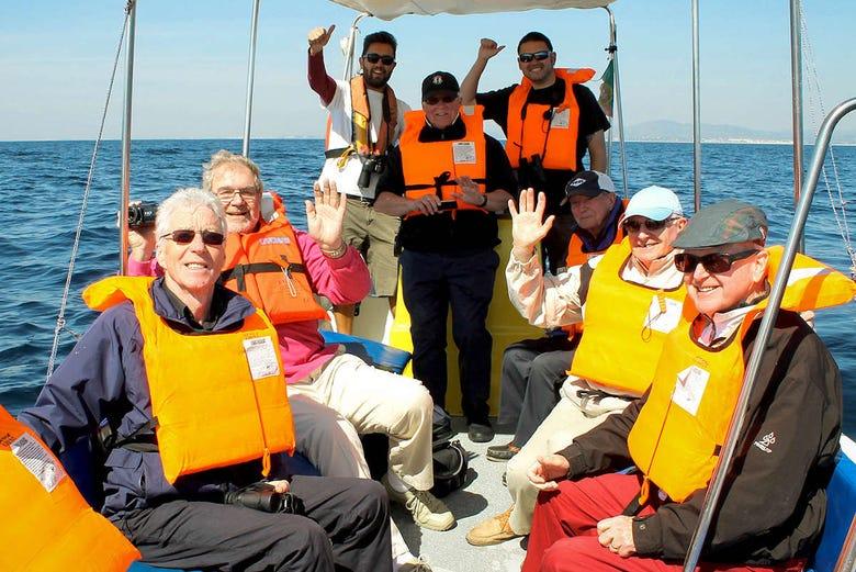 Balade en voilier à Ría Formosa