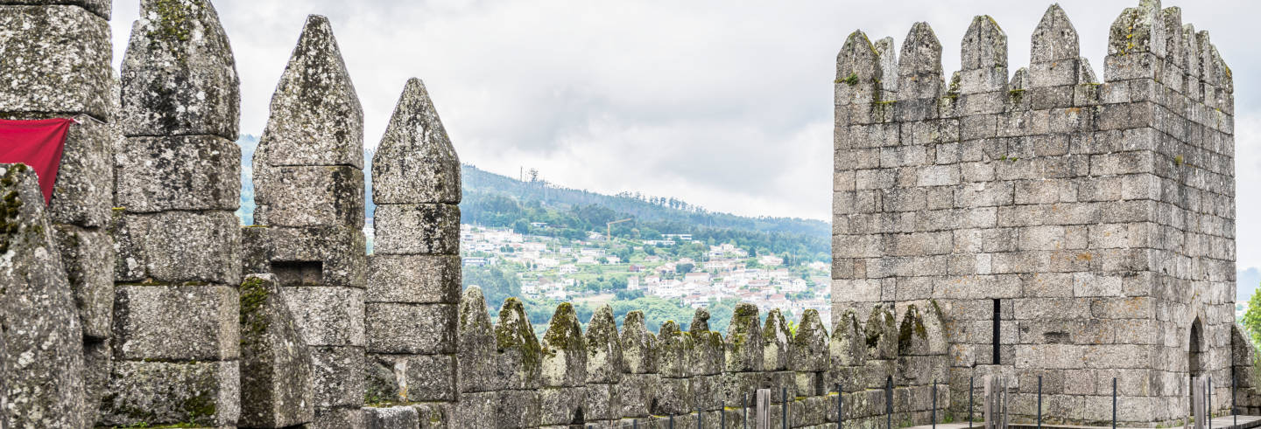Tour panorámico por Guimaraes