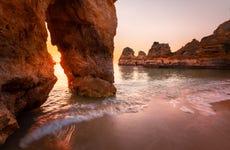 Crociera a Ponta da Piedade al tramonto