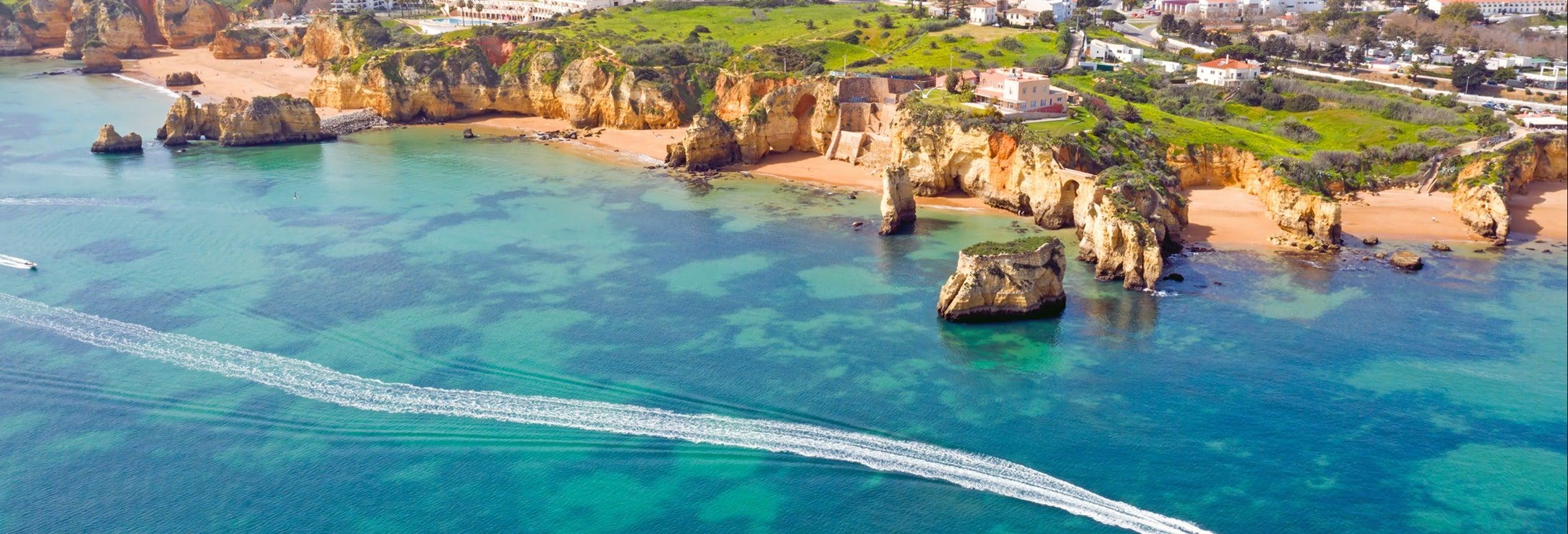 Experiência Jet Boat em Lagos