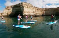 Tour di Lagos in paddle surf