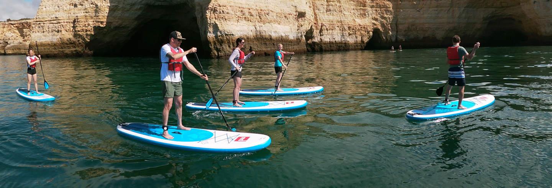 Tour en paddle surf por Lagos