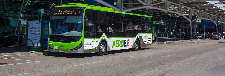 Autobús entre el aeropuerto y Lisboa