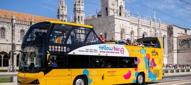 Lisbon Tourist Bus