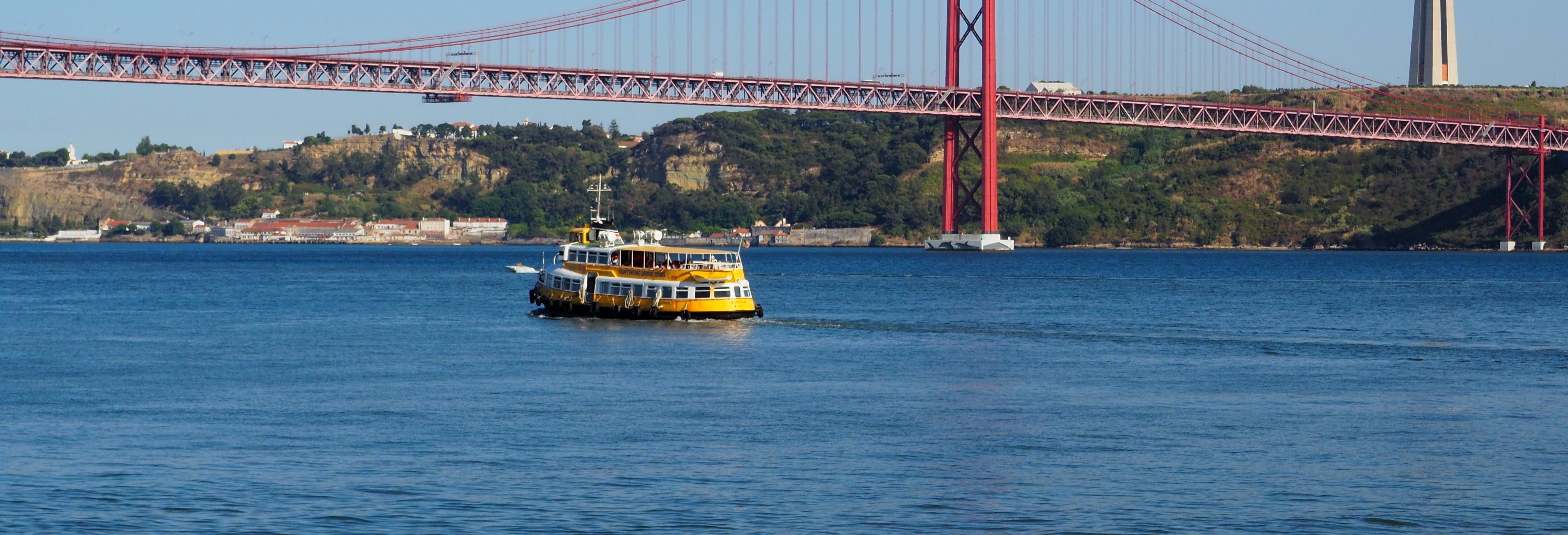 Lisbon Sightseeing Boat Trip