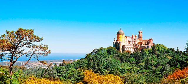 Sintra Full-Day Jeep Safari
