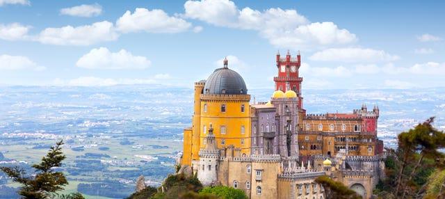 Excursión a Sintra y Cascais + Palacio de Pena
