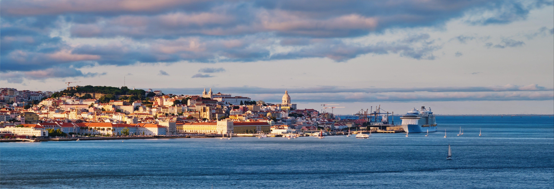 Fiesta en barco por Lisboa