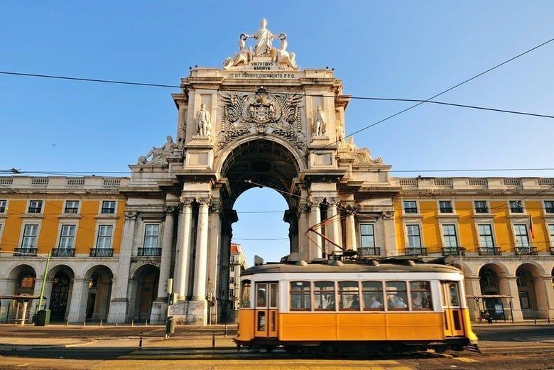 Visite complète de Lisbonne et Belém