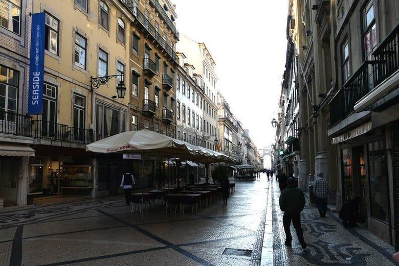 Visite guidée dans Lisbonne