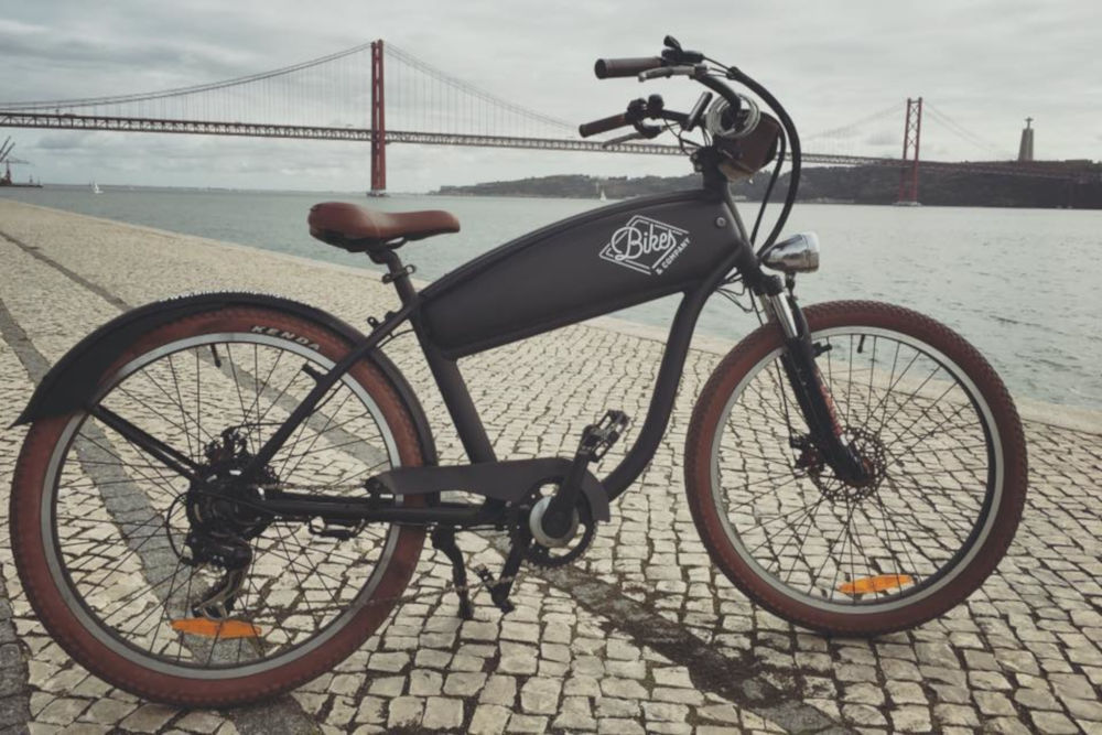 Lisbon Electric Bike Rental Lisbon Net