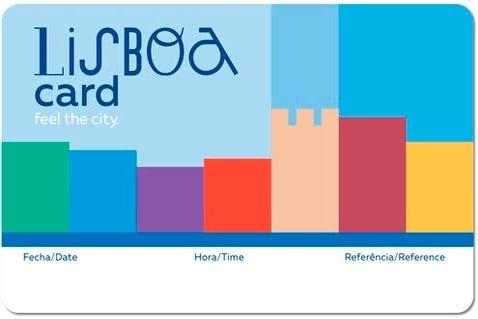 Tessera Lisboa Card