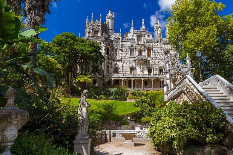 ,Excursión a Sintra,Excursion to Sintra,Excursión a Cascais,Con Sintra
