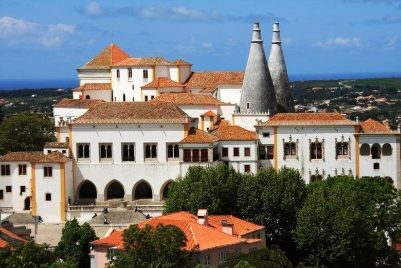 Excursion à Sintra