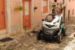 Tour de Lisboa en coche eléctrico