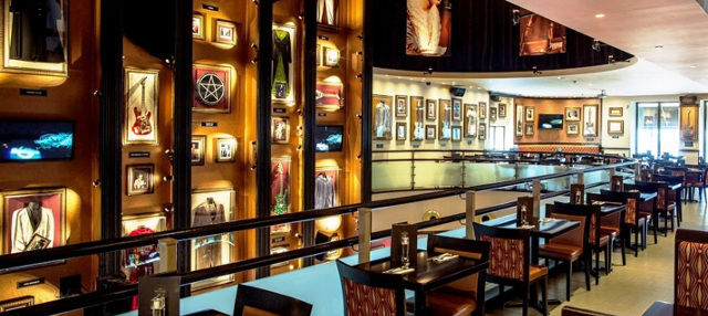 Déjeuner ou dîner au  Hard Rock Cafe Lisboa
