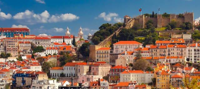 Tour por Lisboa y el castillo de San Jorge