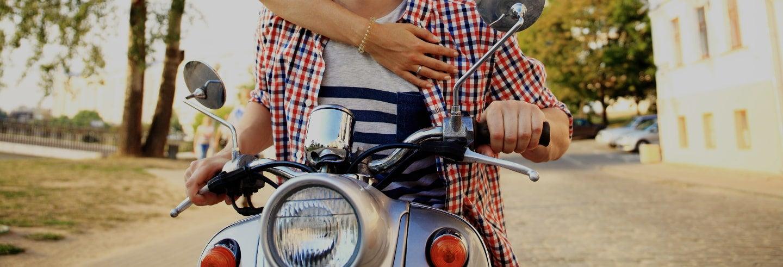 Tour en moto por Lisboa