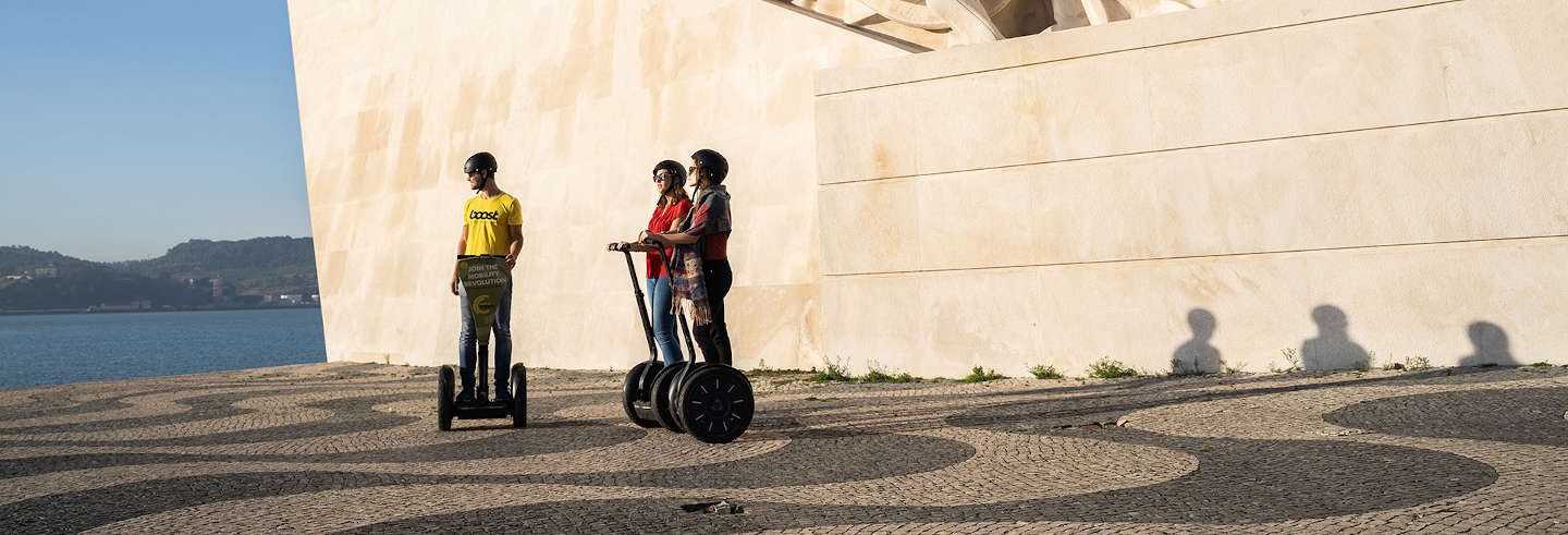 Segway Tour of Lisbon