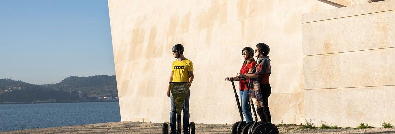 Tour en segway por Lisboa