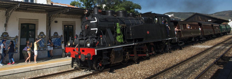 Vale do Douro em 2 dias + Trem histórico