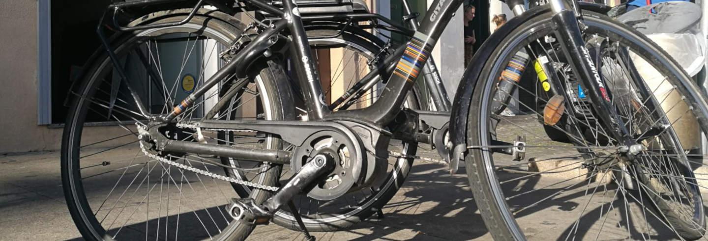 Location de vélos électriques à Porto