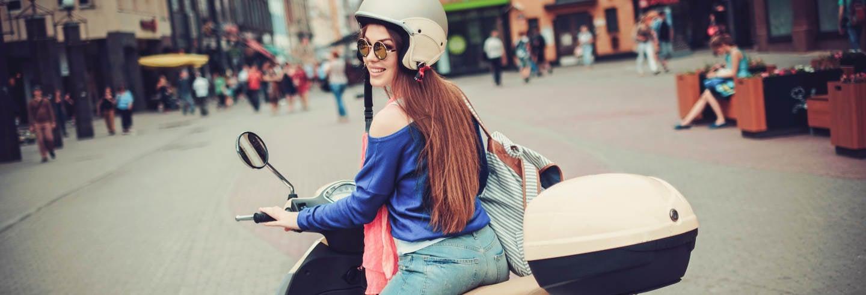 Alquiler de motos en Oporto