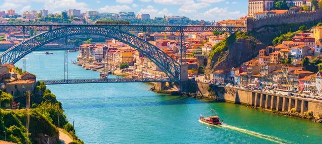 Bus touristique de Porto