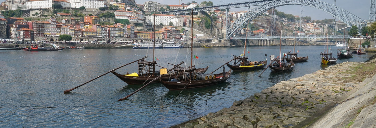 Six Bridges Cruise from Vila Nova de Gaia