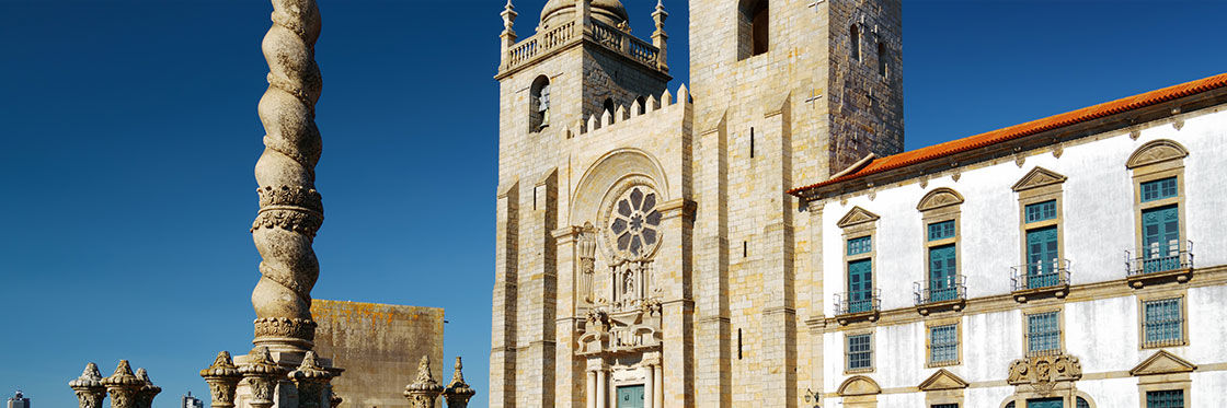 Cathédrale de Porto, la Sé