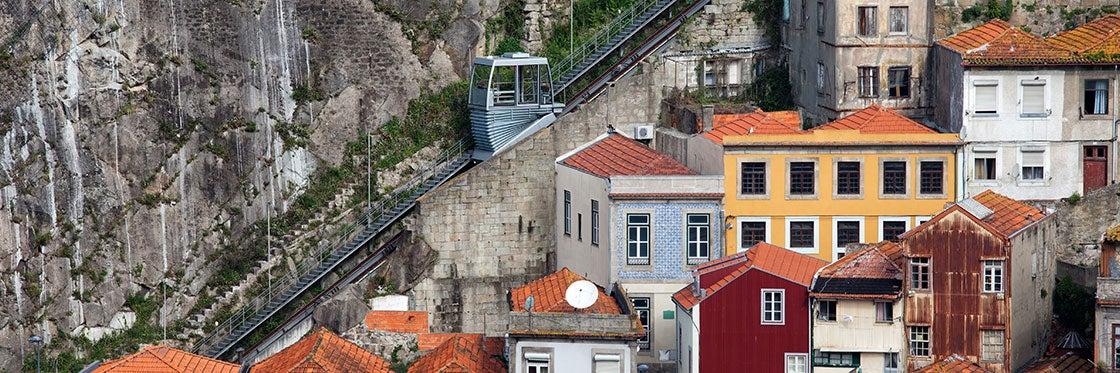 Funicular dos Guindais, Porto