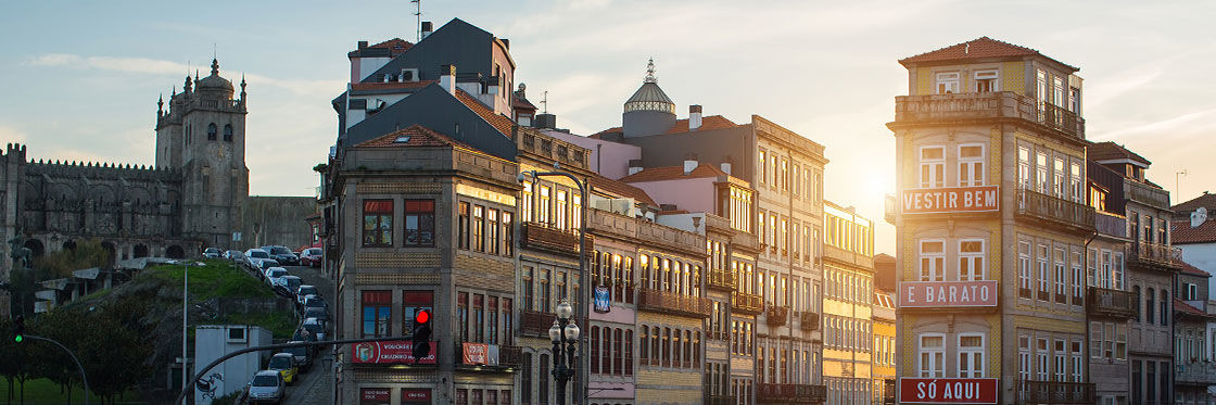 Rua Santa Catarina in Porto