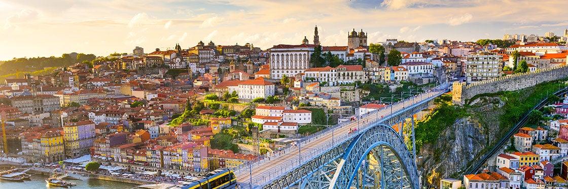 Tiempo en Oporto