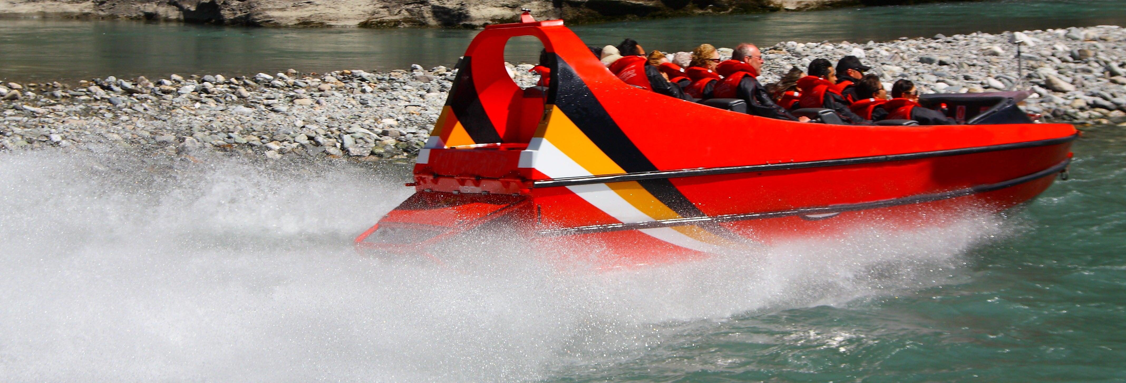 Expérience Jet Boat à Porto