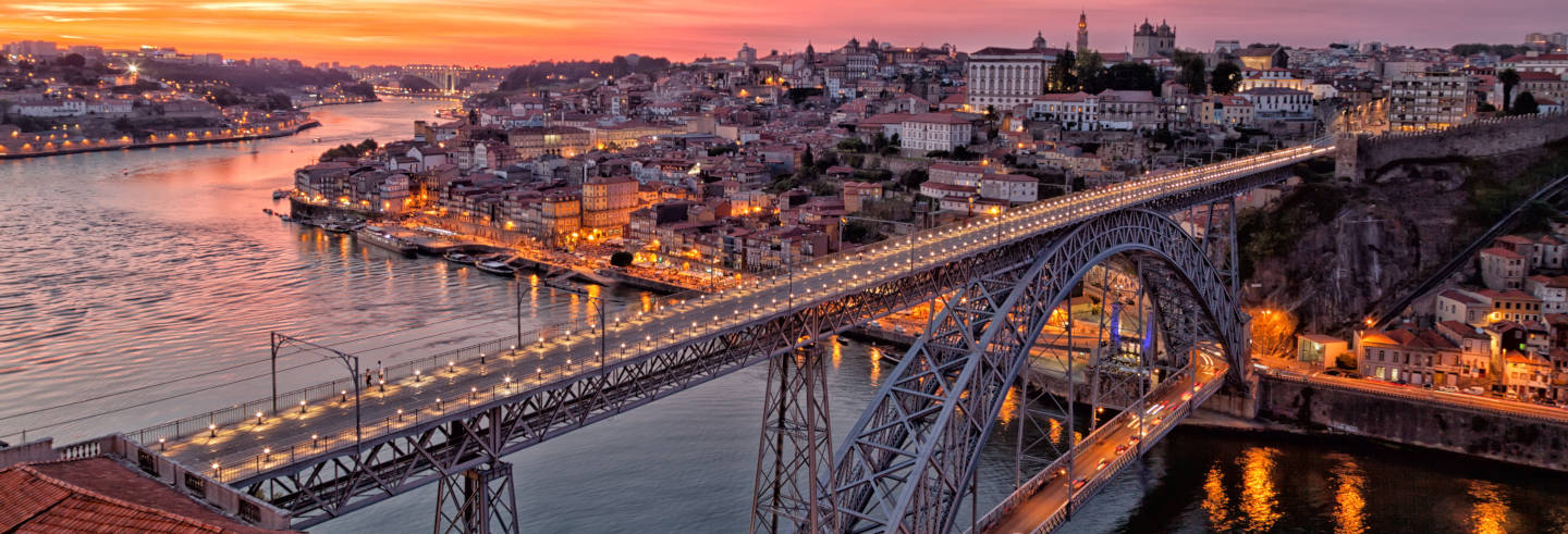 Tour do Porto completo com ingressos