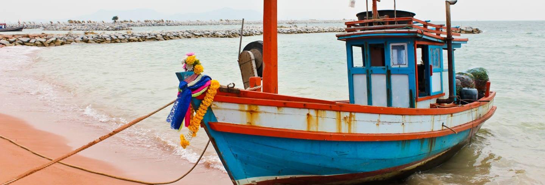 Tour del pesce a Matosinhos