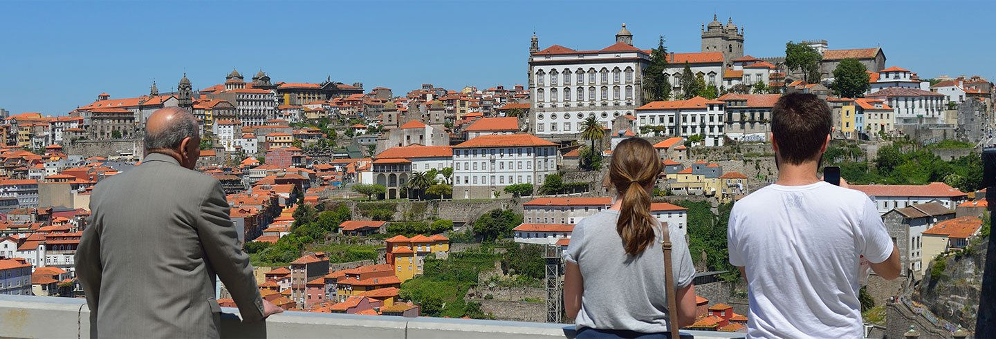 Guided Tour of Porto