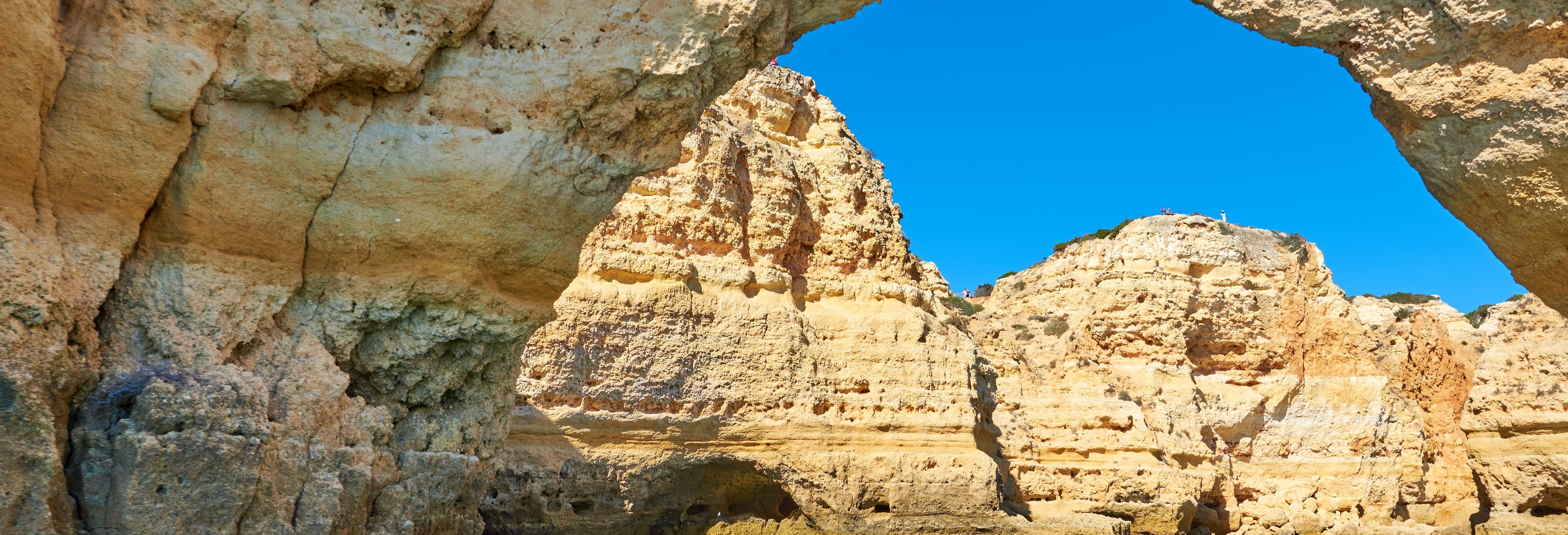 Balade en bateau dans les grottes de Benagil + Snorkeling