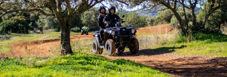 Algarve Quad Tour
